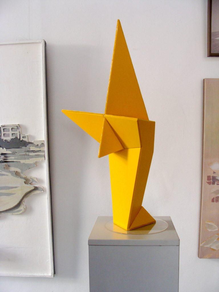 Tetrahedrons, plastic, 0,6-0,39-0,18m (3)